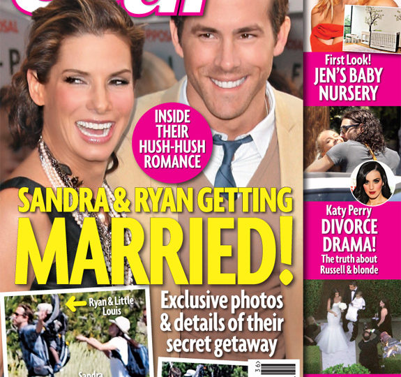 Sandra Bullock and Ryan Reynolds: Getting married?