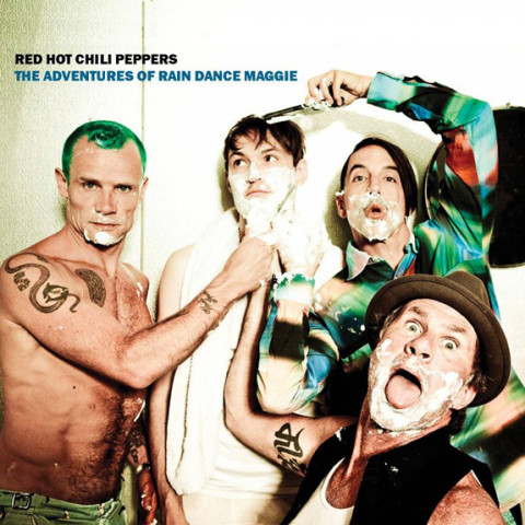 Red Hot Chili Peppers - The Adventures of Rain Dance Maggie