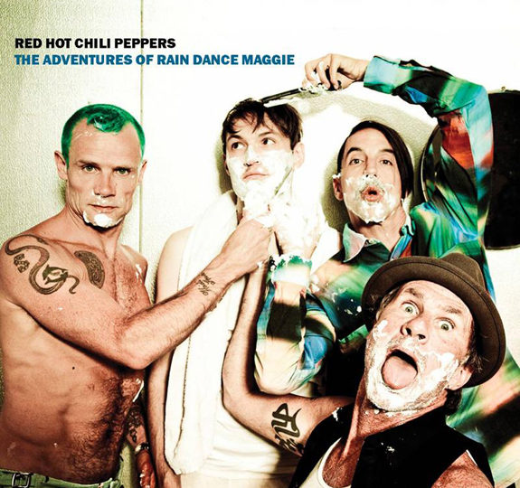 Watch: RHCP's 'The Adventures of Rain Dance Maggie'