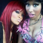 Nicki Minaj featuring Rihanna - Fly