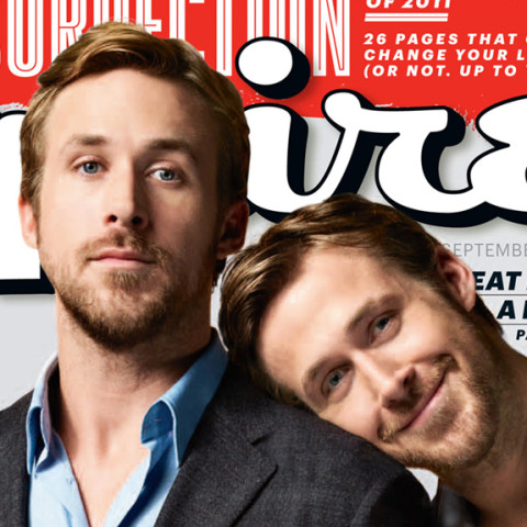 Ryan Gosling - Esquire Magazine
