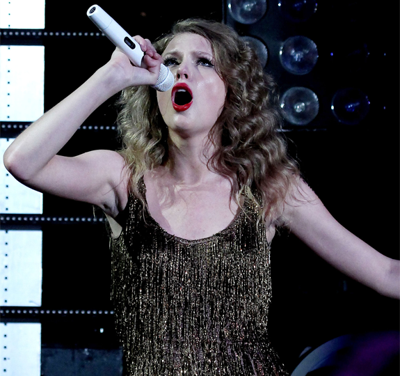 Taylor Swift covered Eminem. Ummmm … what?!