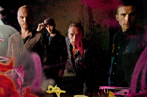 Listen: Coldplay's 'Paradise'