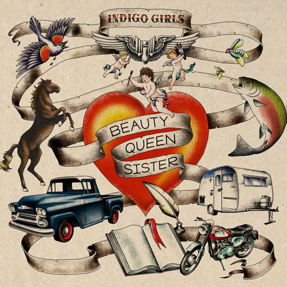 Indigo Girls - Making Promises / Beauty Queen Sister