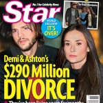 Demi and Ashton&#039;s $290 Million divorce?!