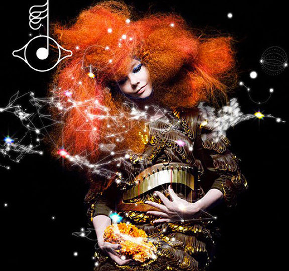 Watch: Björk's 'Moon' music video!