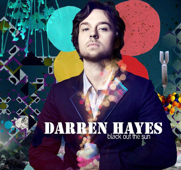 Watch: Darren Hayes' 'Black Out The Sun'