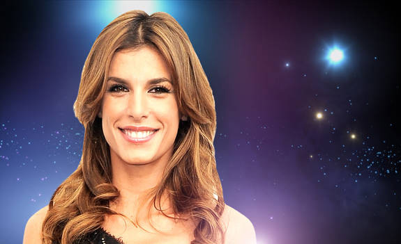 Elisabetta Canalis got booted from 'Dancing with the Stars'