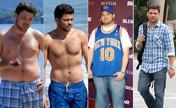 Now people tell Jerry Ferrara he used to be fat!