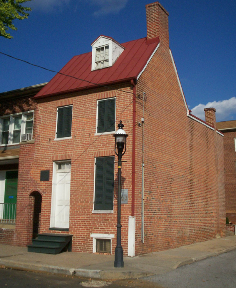 The Edgar Allen Poe House