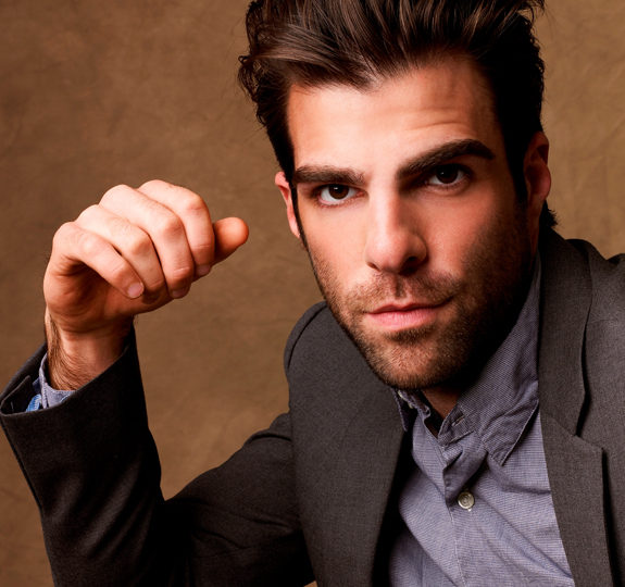 Zachary Quinto comes out as a gay man!