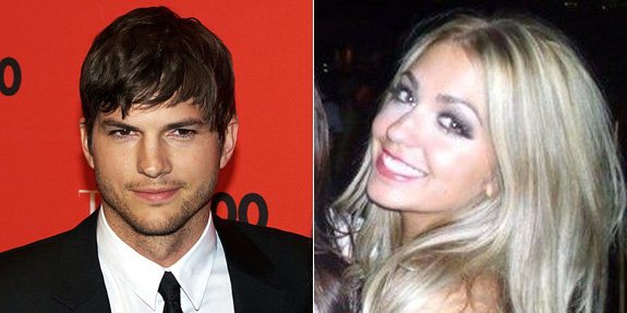 Details on Ashton Kutcher and Sara Leal's wild night!