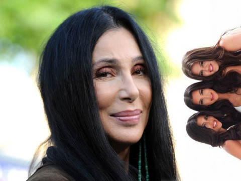 Cher and the Kardashian sisters