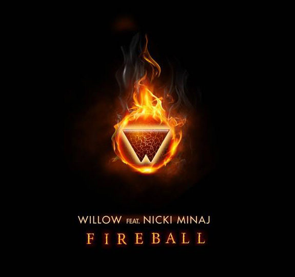 Willow Smith featuring Nicki Minaj: Fireball