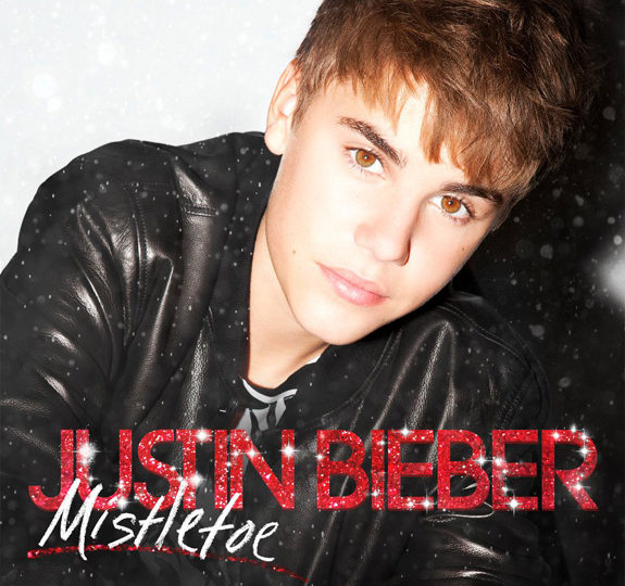 Here's Justin Bieber's first Christmas song …