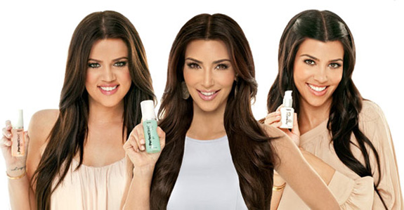 Khloe, Kim and Kourtney Kardashian