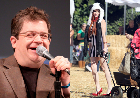 Patton Oswalt/Pheobe Price