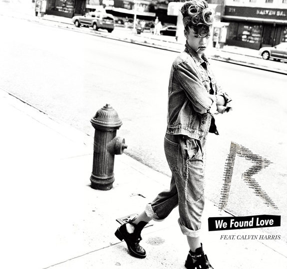 First Look: Rihanna's 'We Found Love' music video!