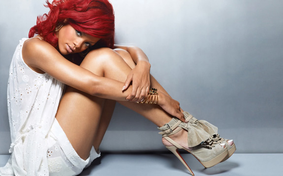 Rihanna's favorite dirty word is …