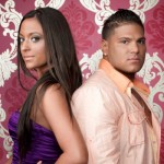 Ronnie Ortiz-Magro and Sammi Giancola