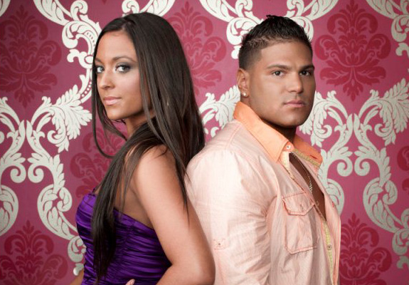 'Jersey Shore' couple Ronnie and Sammi call it quits!