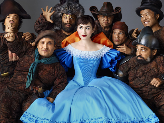 Untitled Snow White: Julia Roberts as the Queen!