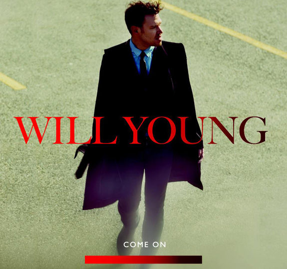 Will Young's 'Come On' music video