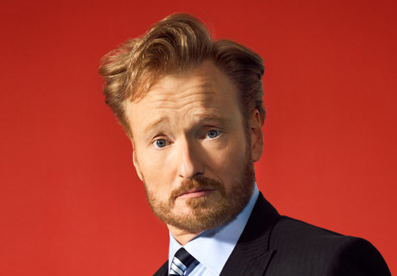 Conan O'Brien officiated a gay wedding!
