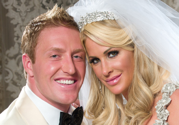 Someone actually married Kim Zolciak!