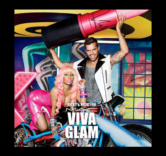 Nicki and Ricky go glam!