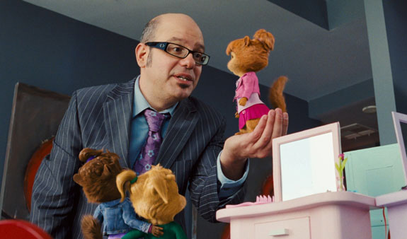 David Cross hates Alvin and the Chipmunks