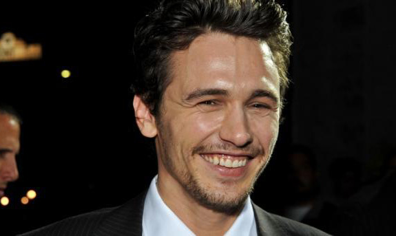 James Franco's professor got fired for giving him a D?