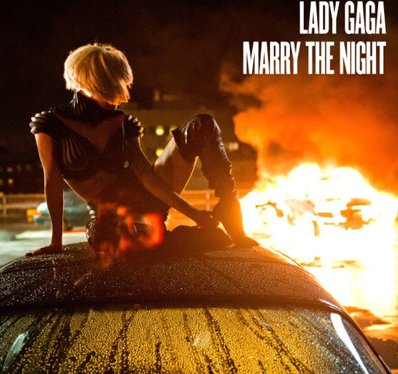 Lady Gaga's 'Marry The Night' music video!