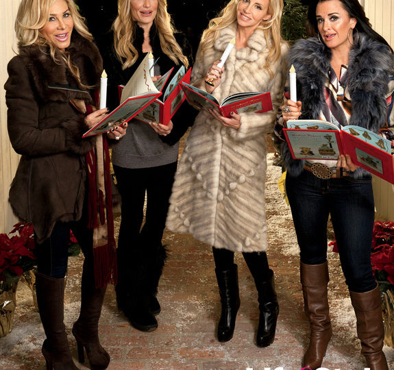 Happy Holidays from RHOBH!