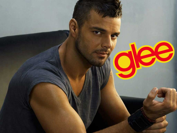 Ricky Martin might guest star on 'Glee'