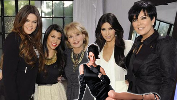 Barbara Walters & Janice Dickinson hate the Kardashians!