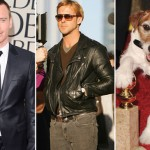 Michael Fassbender, Ryan Gosling and Uggie