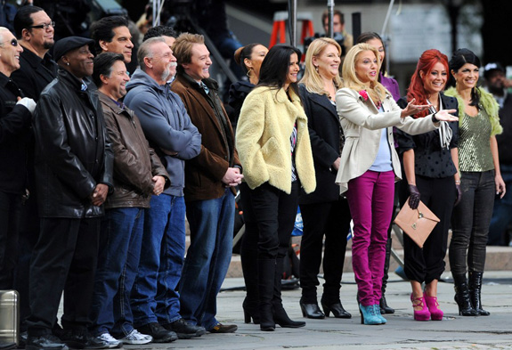Behold the new cast of 'Celebrity Apprentice'