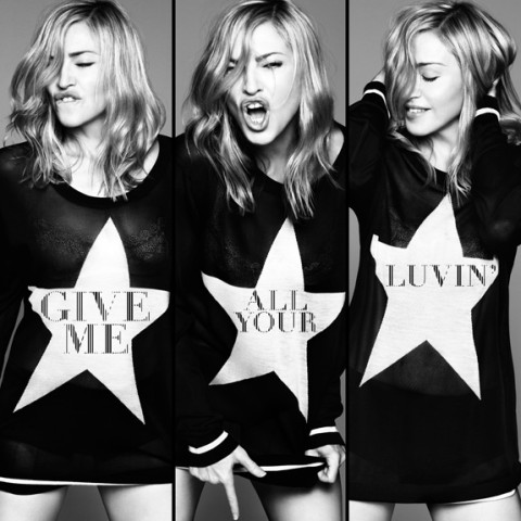 Madonna - Give Me All Your Luvin'