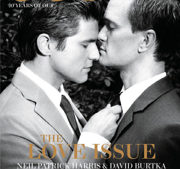 Adorable: Neil Patrick Harris & David Burtka
