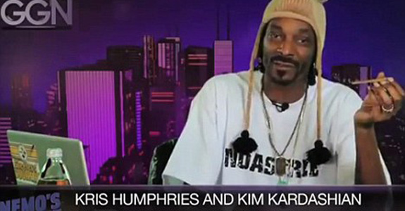 What does Snoop Dogg think of Kim Kardashian?
