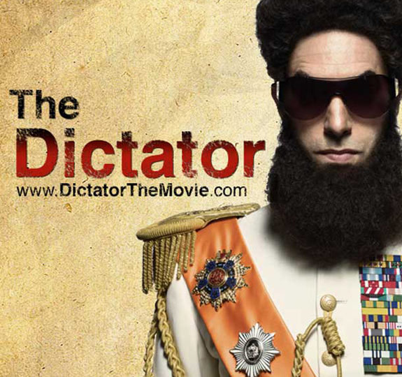 Sacha Baron Cohen: Banned from the Oscars?