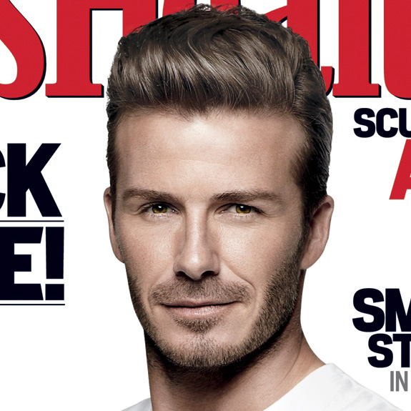 David Beckham - Men&#039;s Health