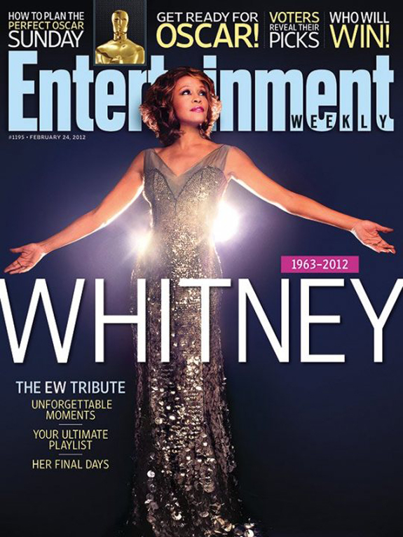 Whitney Houston - Entertainment Weekly
