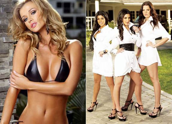 Joanna Krupa vs. The Kardashians
