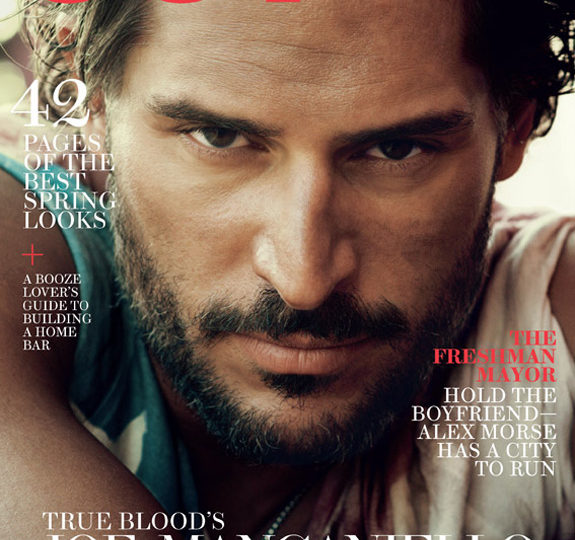 Let's talk about Joe Manganiello's penis!