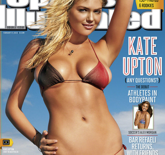 Not everyone loves Kate Upton's boobies!