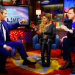 Andy Cohen, Lil&#039; Kim and Willie Geist