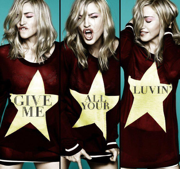 Watch: Madonna's 'Give Me All Your Luvin'
