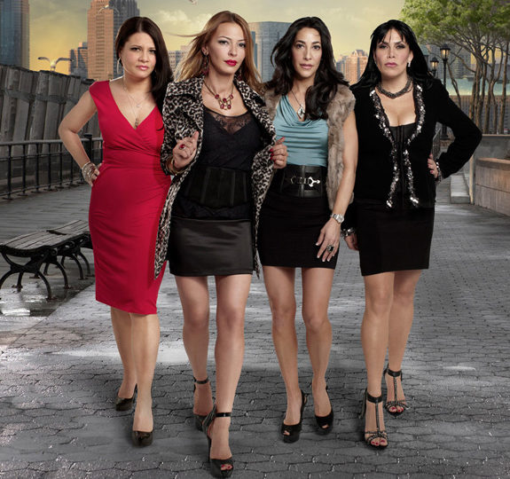The Hunger Wives (Mob Wives vs. The Hunger Games)